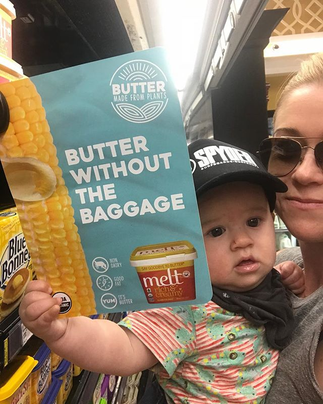 Our kids are big fans of Nomad work. Probably because they get to eat and drink most of it. #hellonomads #meltorganic #butterwithoutthebaggage