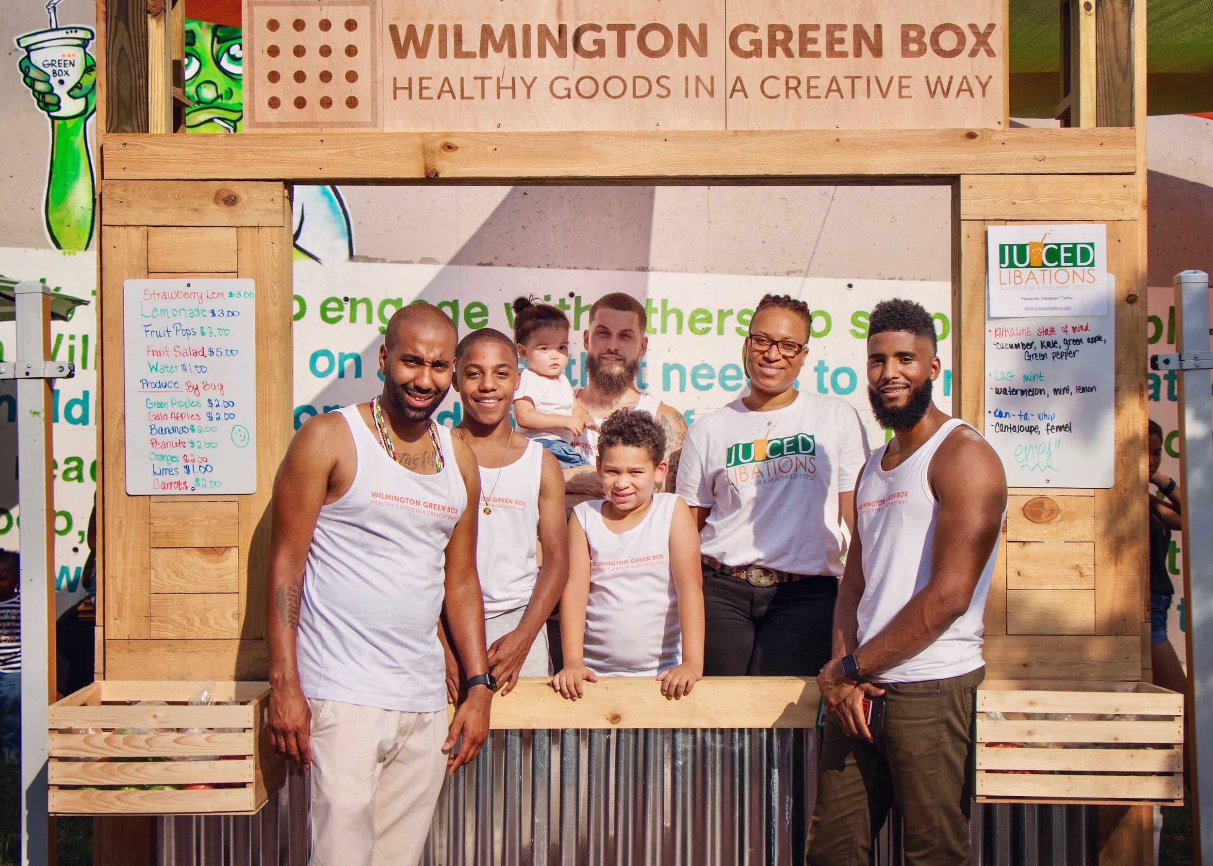 Wilmington Green Box