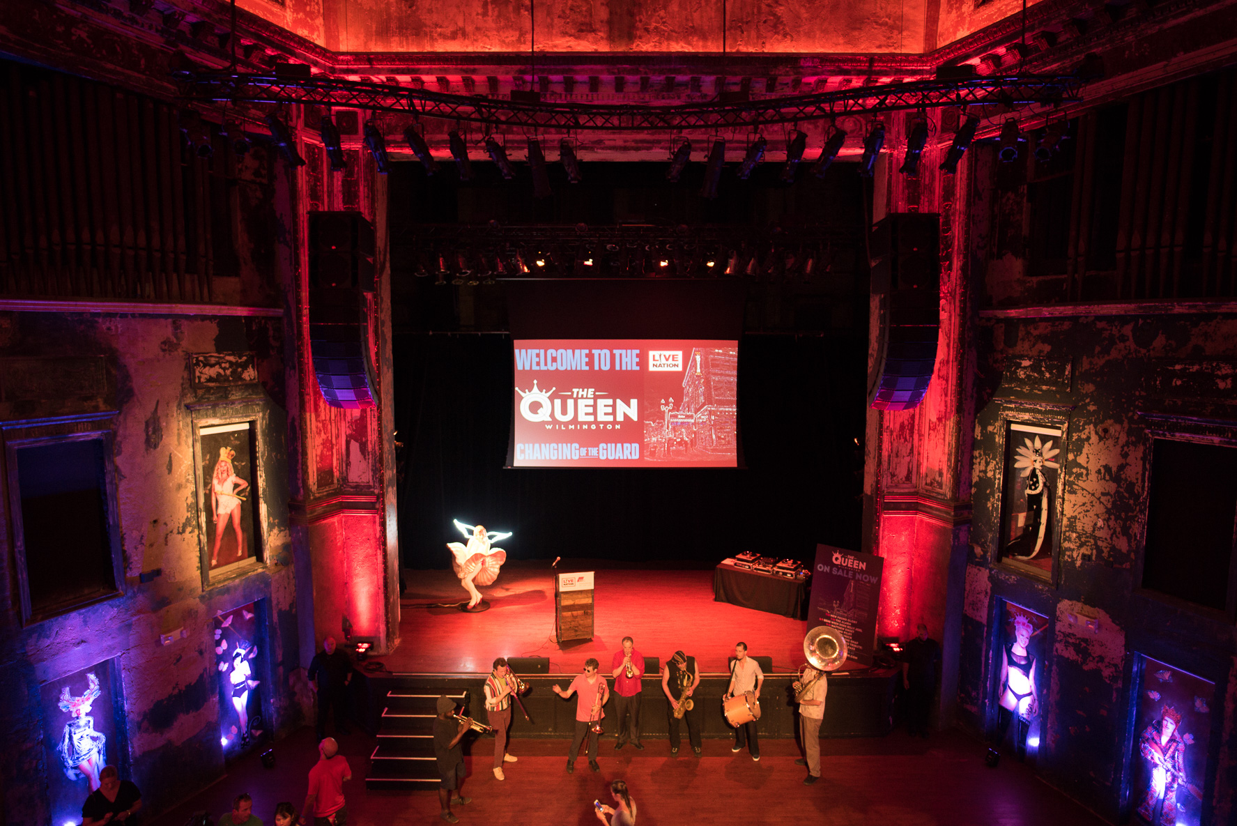 queen theater wilmington de