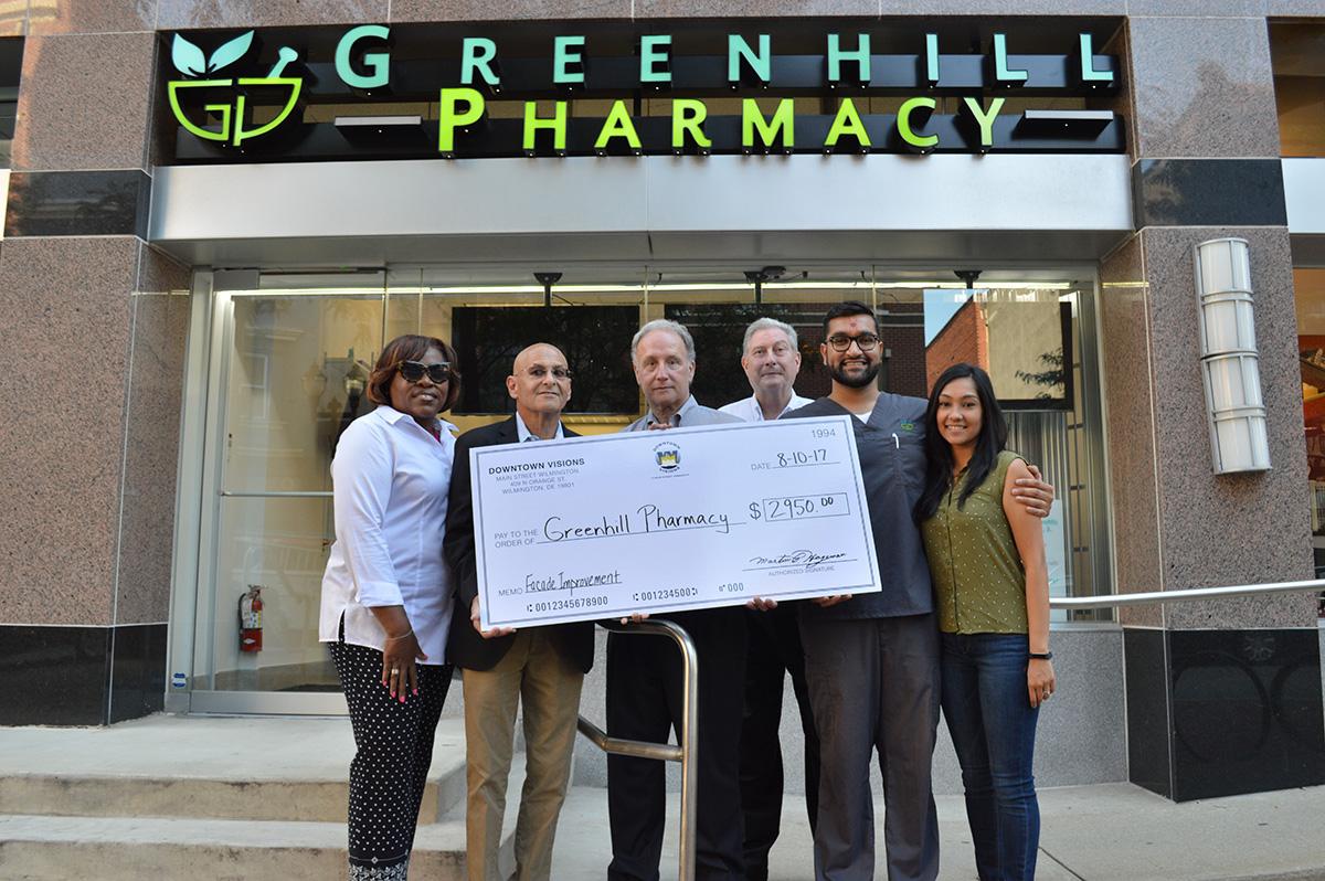 Greenhill Pharmacy, 824 N. Market Street