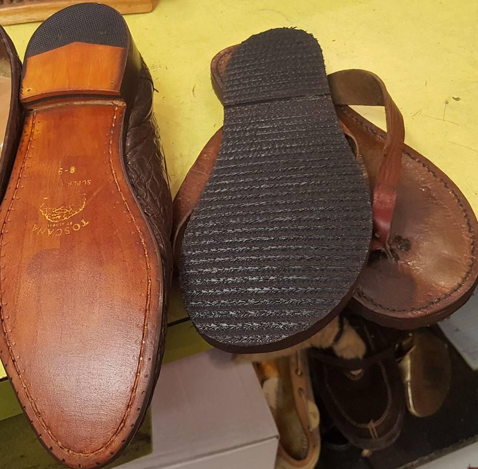 shoe tech after