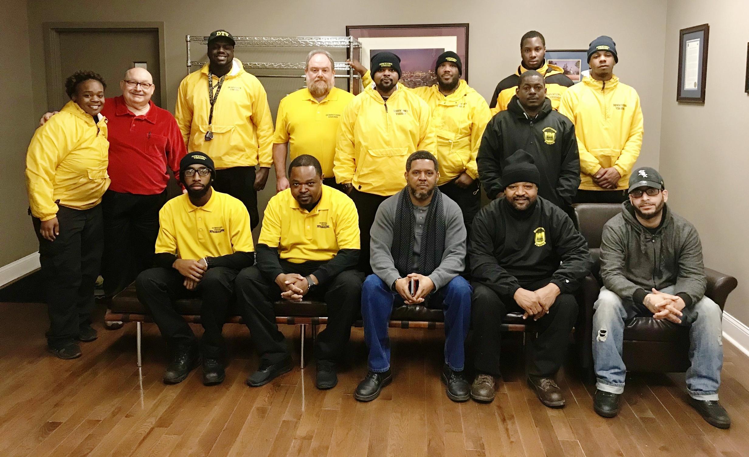 2018 Downtown Visions Ambassador Training Academy Graduates