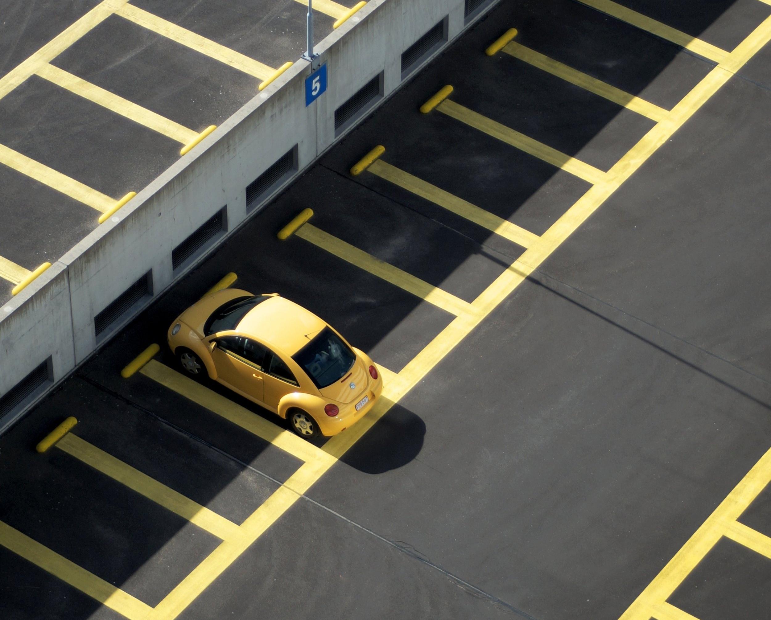 Downtown Wilmington, DE Parking