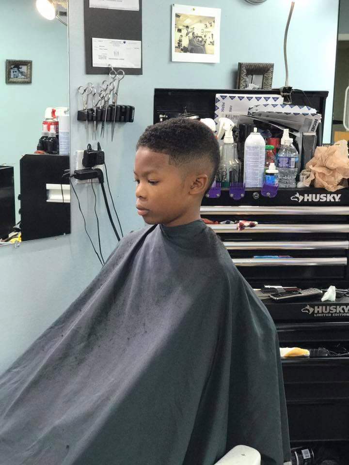 Delawares Premier Vintage Barber Salon where Classic Style; meets Precision Technique.