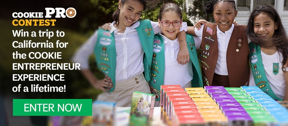 Girl Scouts of the Chesapeake Bay builds girls of courage, confidence, and character, who make the world a better place.