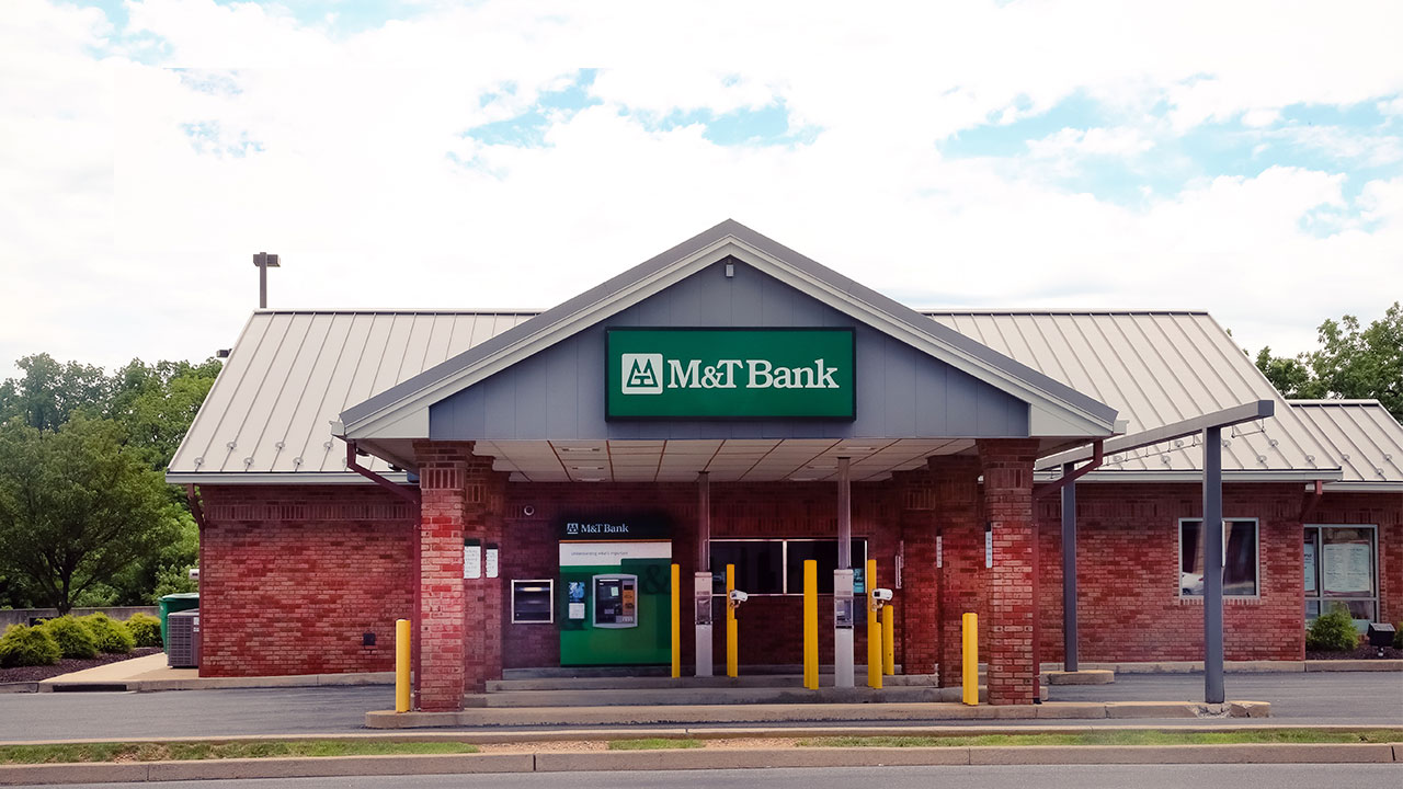 We were founded as Manufacturers and Traders Bank. Today, M&T Bank is one of the top 20 banks in the nation, but we operate as a community bank