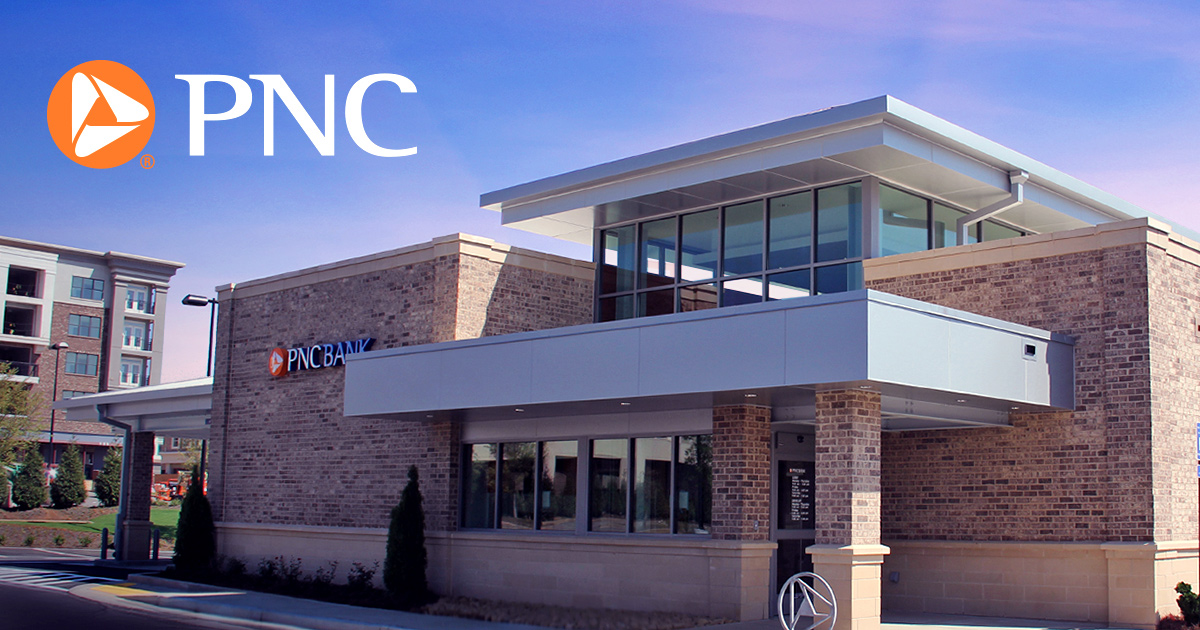 PNC Financial Services Group, Inc. is a bank holding company and financial services corporation based in Pittsburgh, Pennsylvania. Its banking subsidiary, PNC Bank, operates in 19 states and the District of Columbia with 2,459 branches and 9,051 ATMs