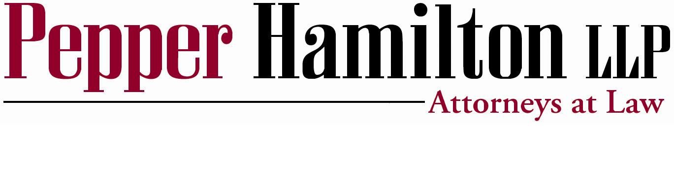 Pepper Hamilton LLP is a U.S.-based law firm with 14 offices and around 500 attorneys. The firm is ranked among the 100 largest firms by revenue in the United States and is one of the 100 most prestigious firms according to Vault's surveys of the legal industry.