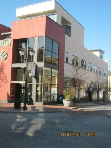 Historical building in downtown Wilmington, Delaware