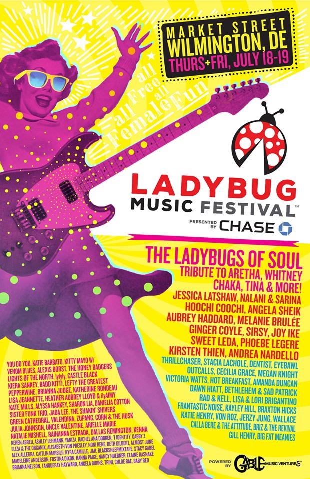 ladybug festival wilmington de