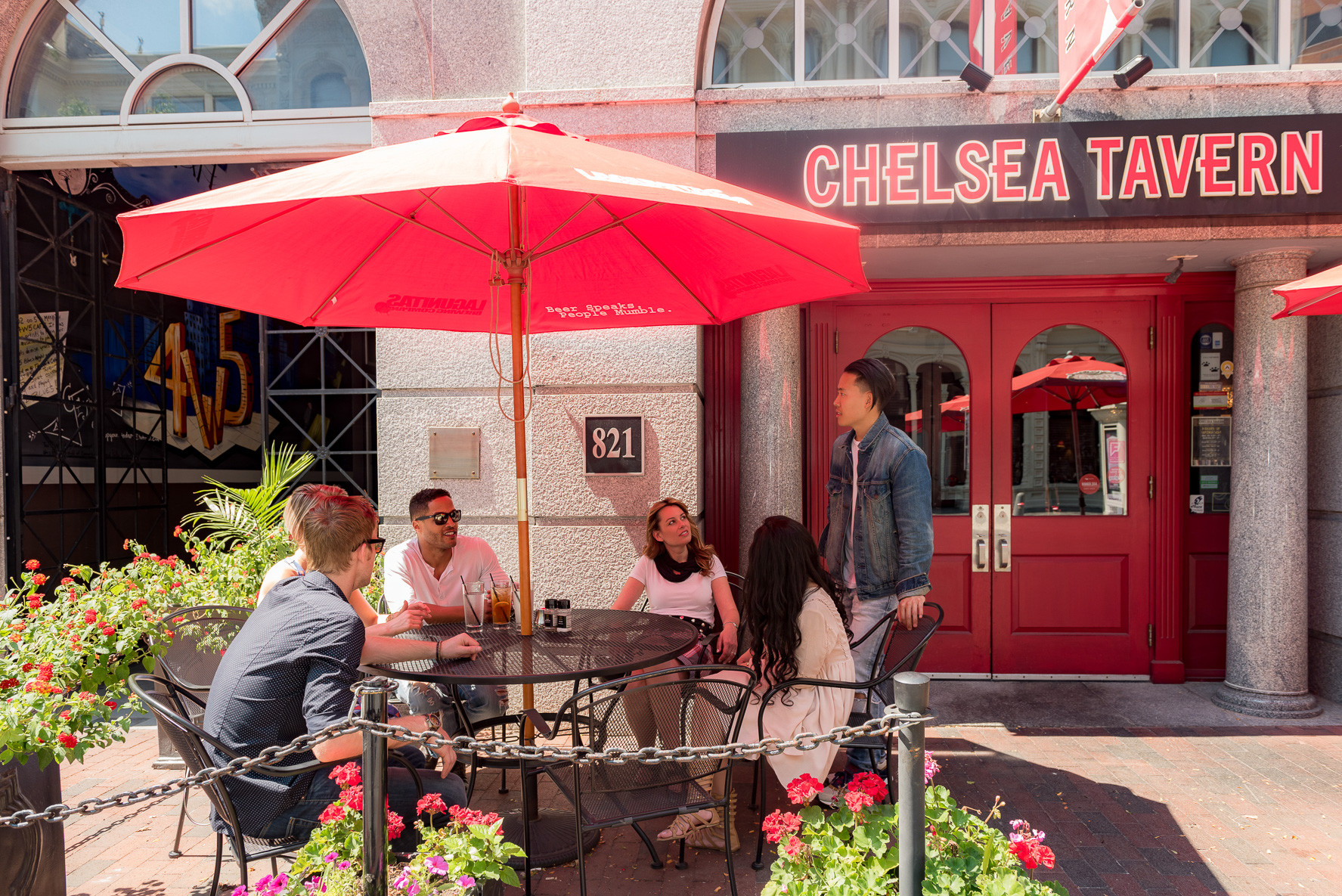 Chelsea Tavern Outdoor Dining Wilmington DE