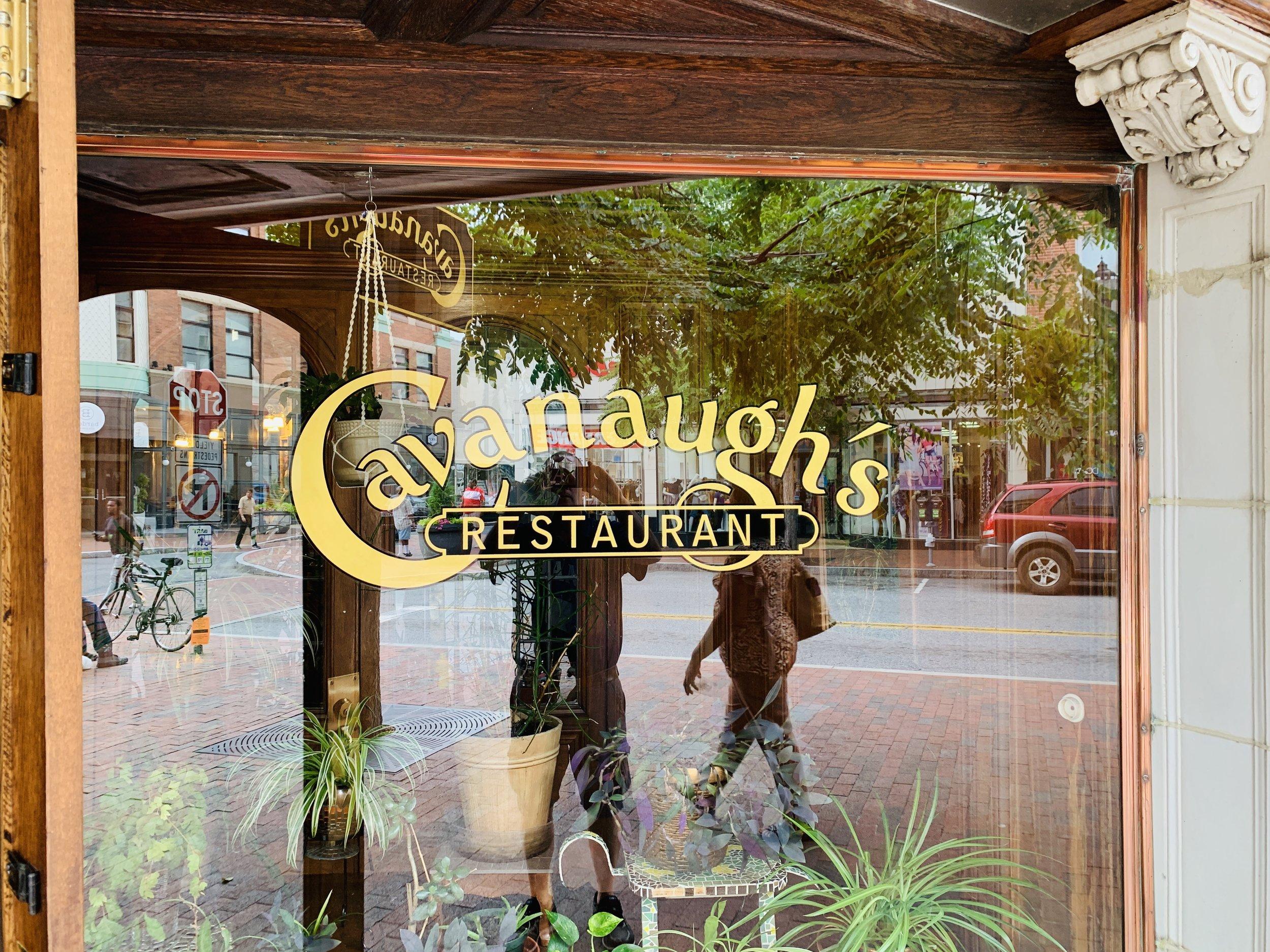 Cavanaugh's Restaurant Wilmington De