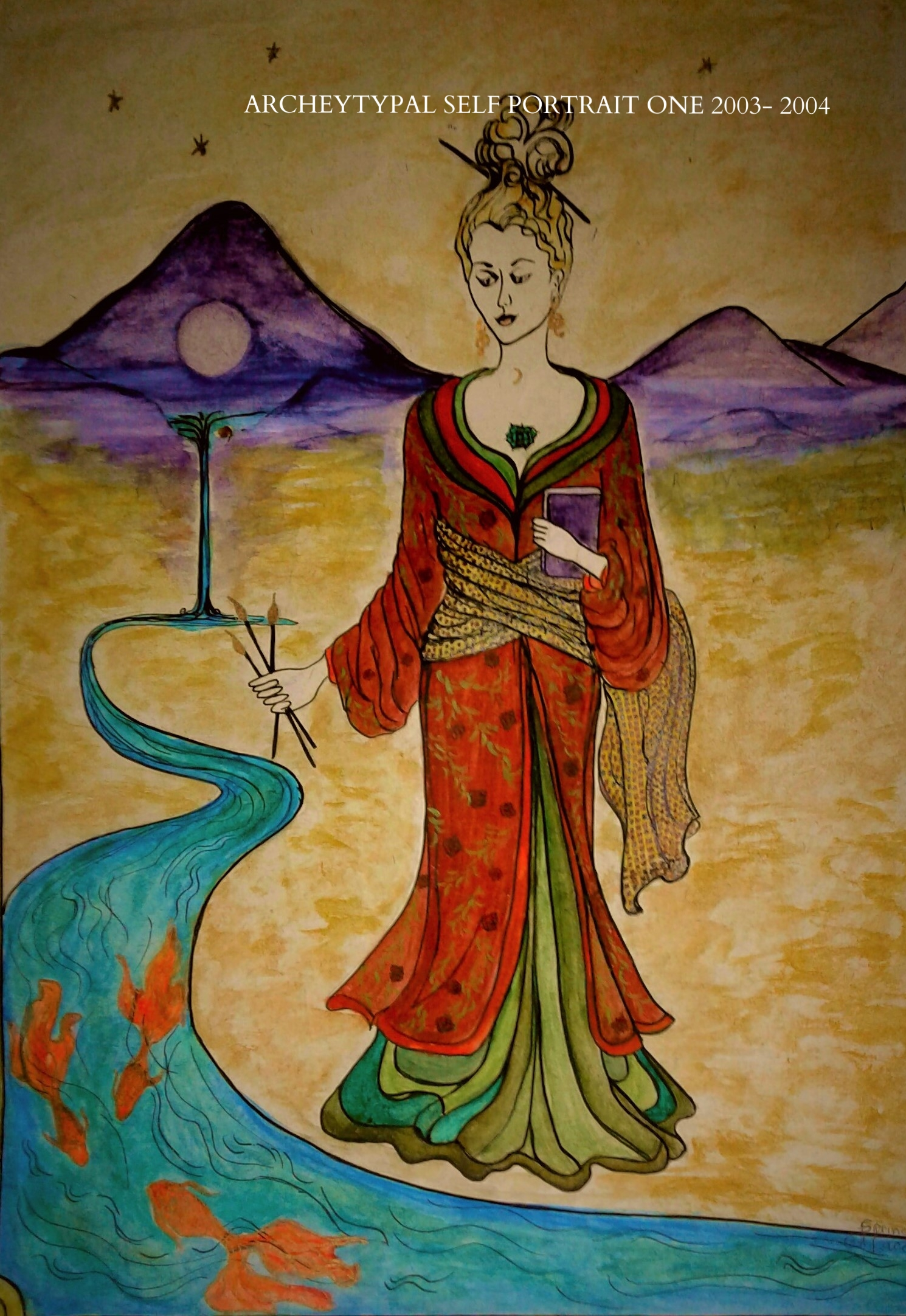 BIRTHED AFTER A LONG SPIRITUAL JOURNEY  CATHERINE LACOMBE