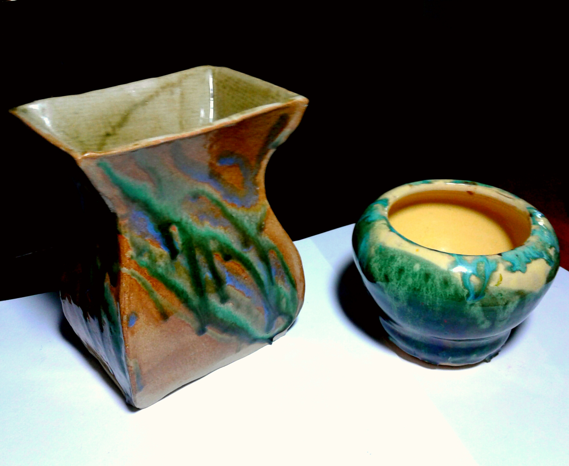vase clay from pattern and wheel thrown.jpg