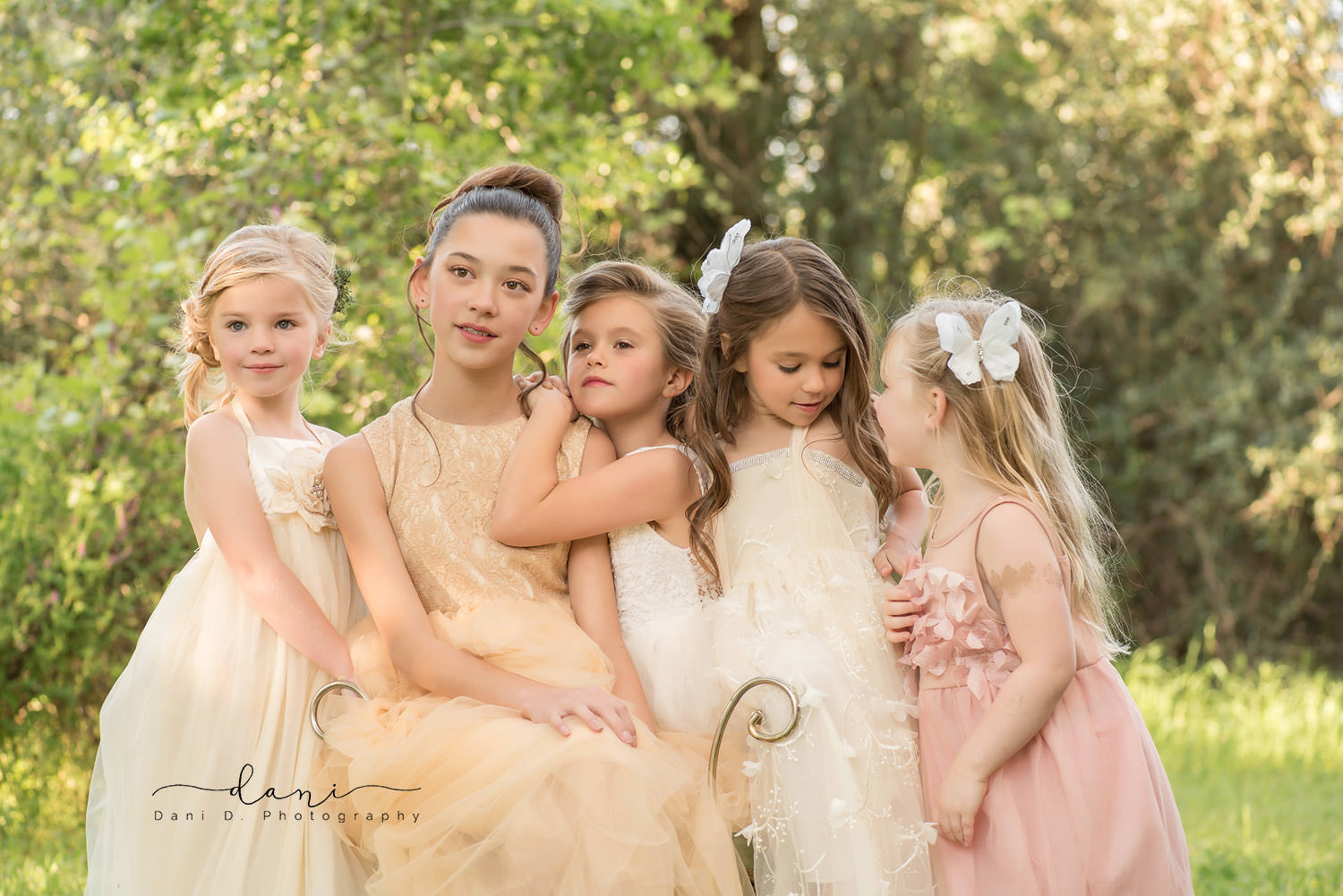 Child models - Northern California child and family photographer