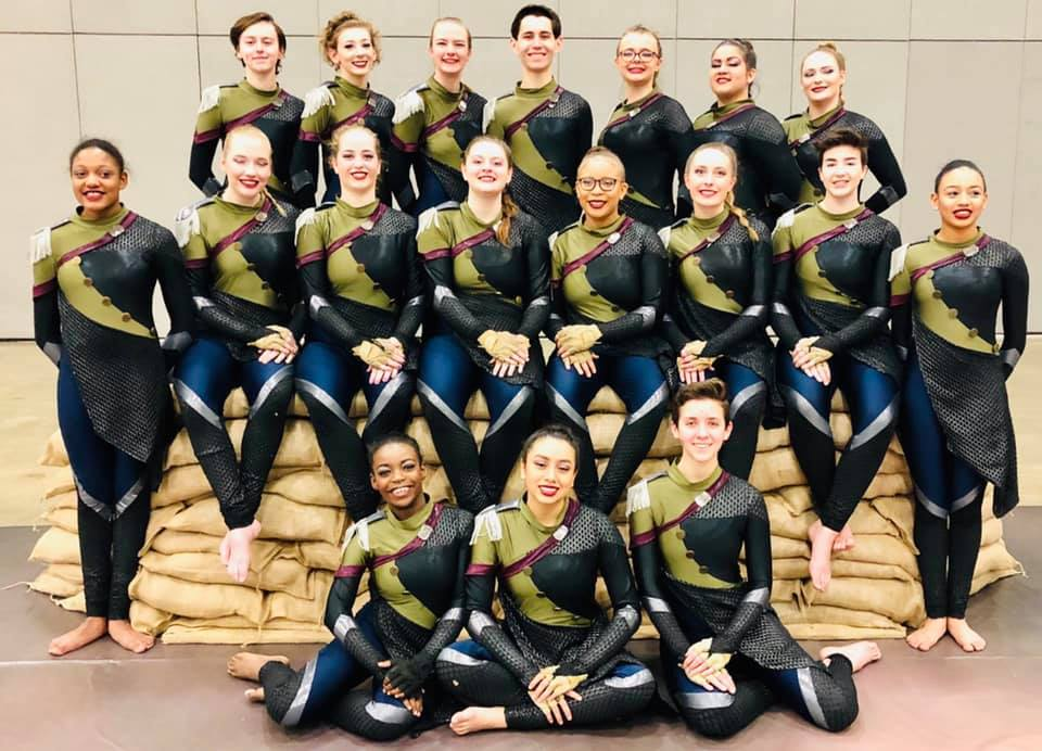 Stay tuned - Color Guard with the Royal Command and Guard Marching Band is in full swing. Details regarding Winter Guard clinics and auditions will be posted here later in the year.