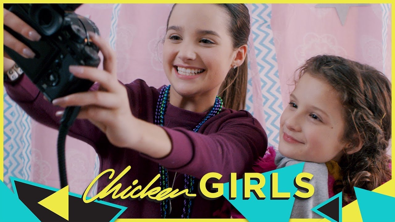 Chicken Girls - Seasons 1 and 2Rhyme and her friends - known by their 'ship name,