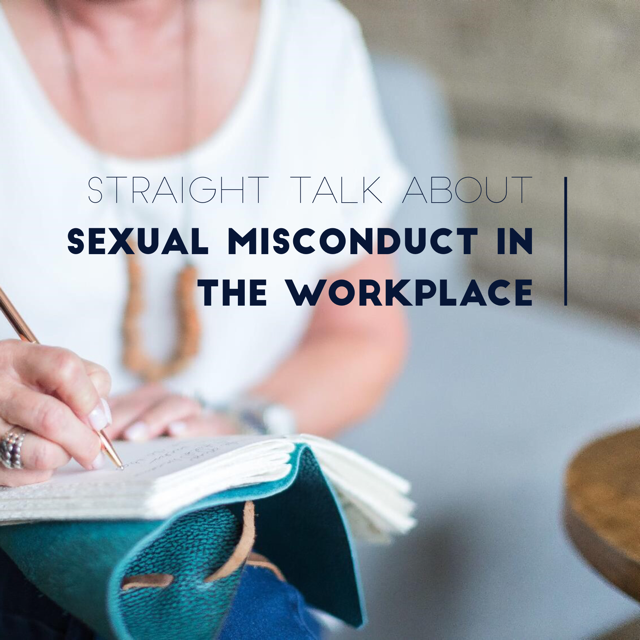 Don't assume your company will explain all the nuances of sexual misconduct. Take the initiative to figure it out yourself to protect your career. Dory Wilson, Founder Your Office Mom.  Photo: Lacey Seymour Photography