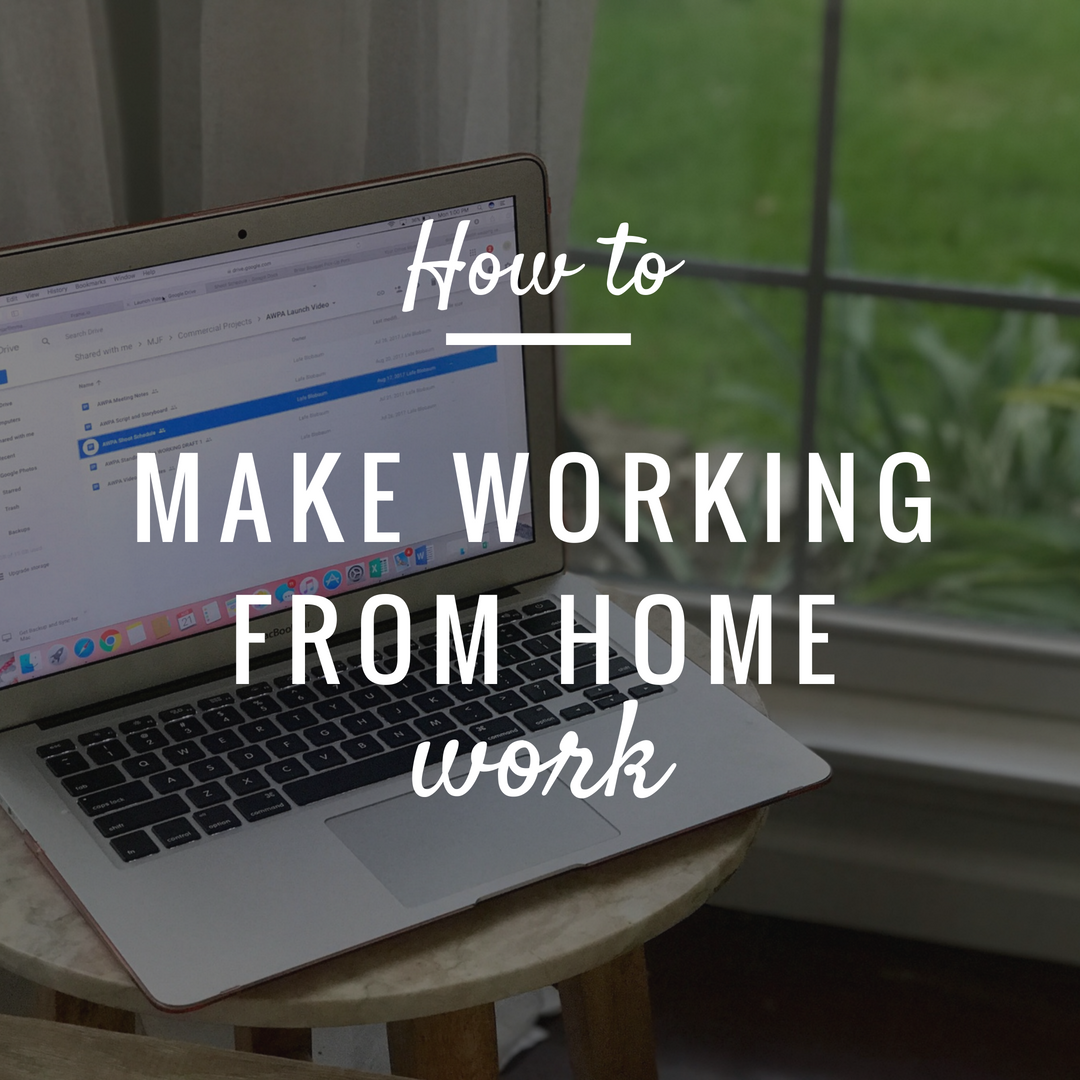 Lack of visibility is one of the biggest career challenges facing young professionals that work at home.  Photo Credit: Lindsay Singleton