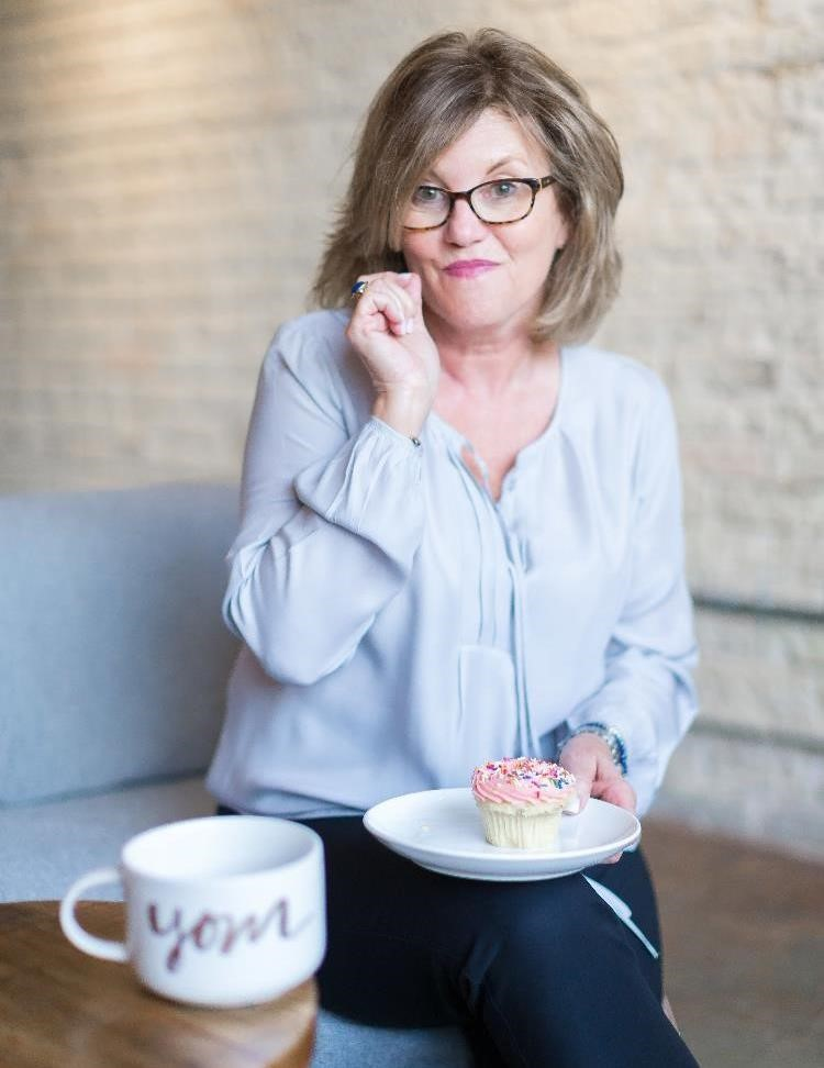 Dory Wilson, founder of Your Office Mom and an experienced office mom in the workplace explains the role of an office mom. Image: Lacey Seymour Photography