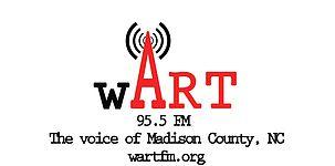 www.wartfm.org .  Fridays @ 9 PM