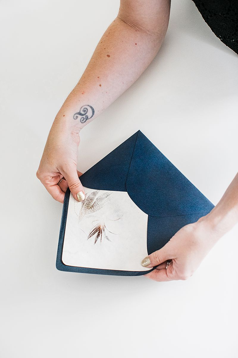 Stephanie Laursen of Bowerbird Atelier | Photo by Buena Lane Photography
