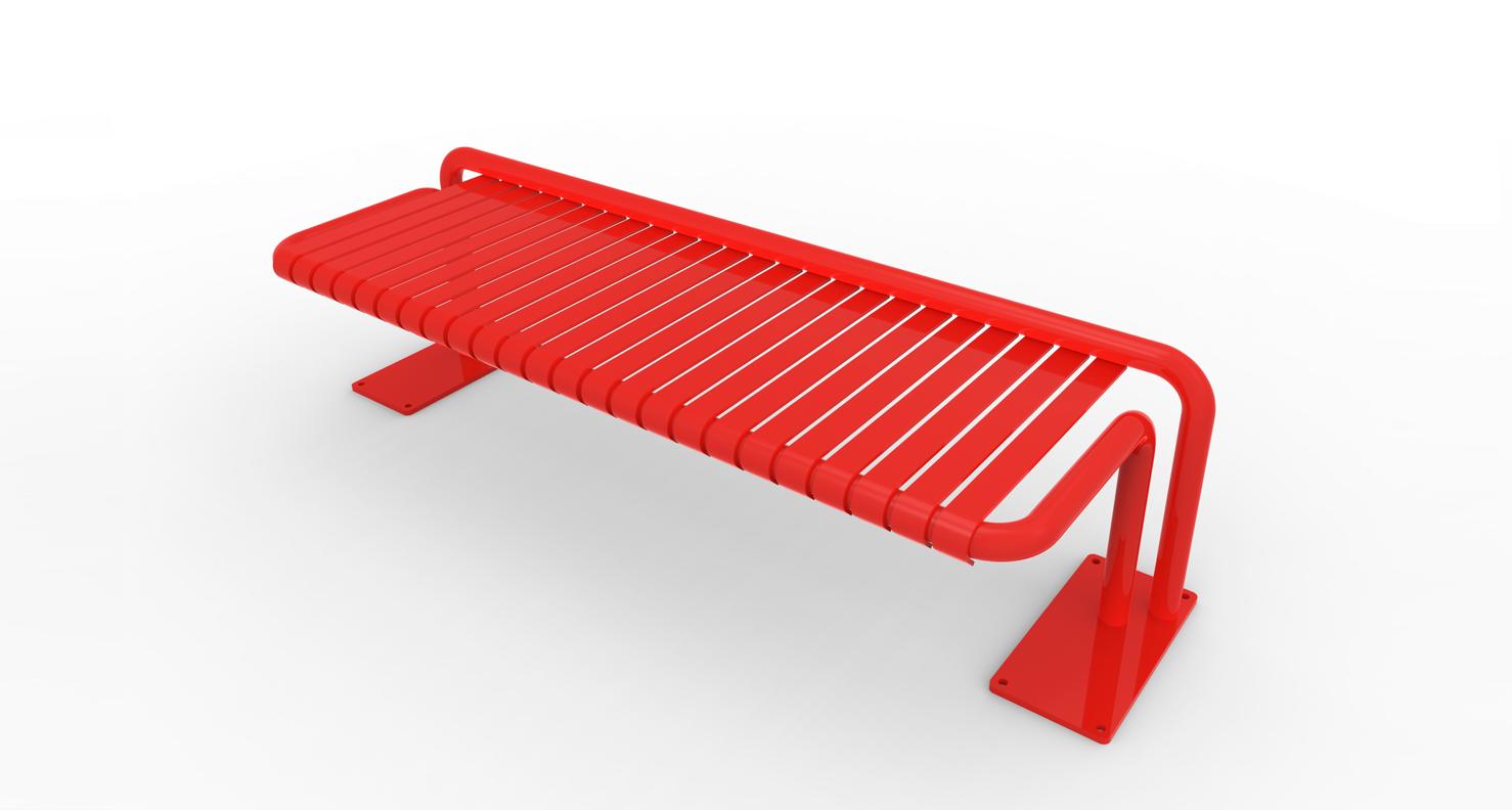 The santiam bench