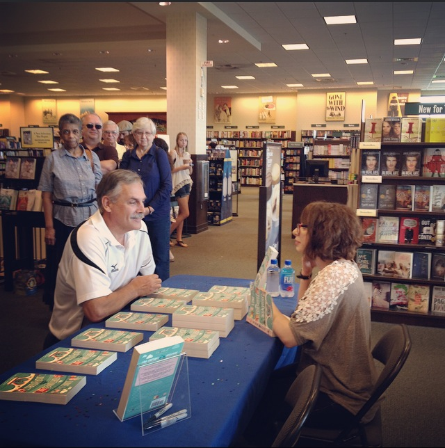 Wesley Chapel, FL, Barnes & Noble - June 6th, 2015