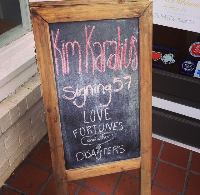Thomasville, Georgia, The Bookshelf - June 26th, 2015
