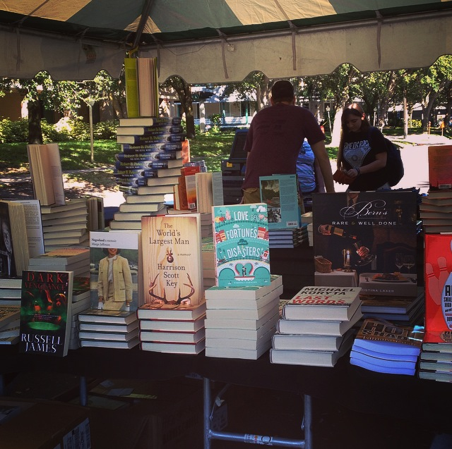 St. Petersburg, FL, Tampa Bay Times Festival of Reading - Oct 24th, 2015