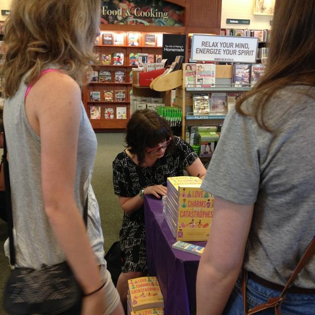 Wesley Chapel, FL, Barnes and Noble - May 21st, 2015
