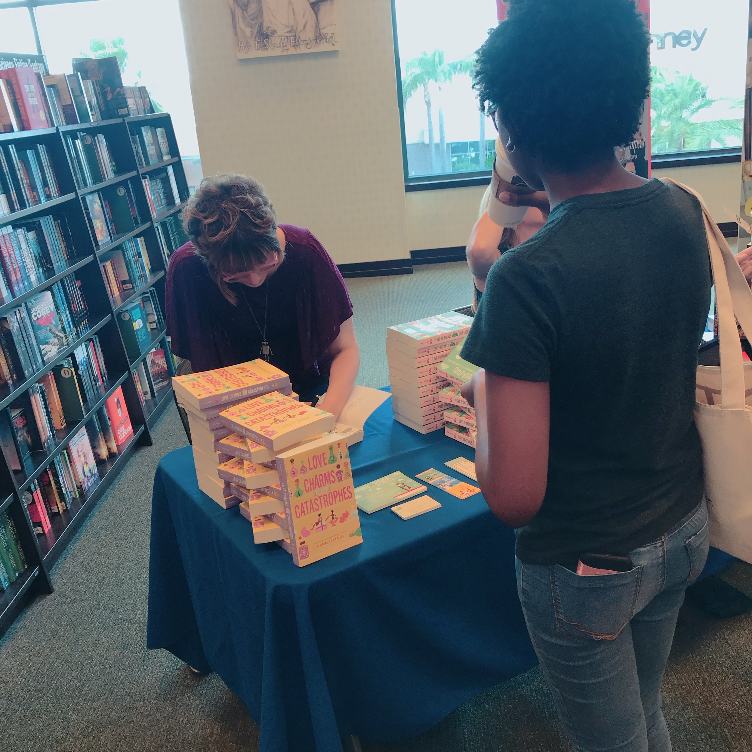 Wesley Chapel, FL, Barnes & Noble - Sept 23rd, 2017