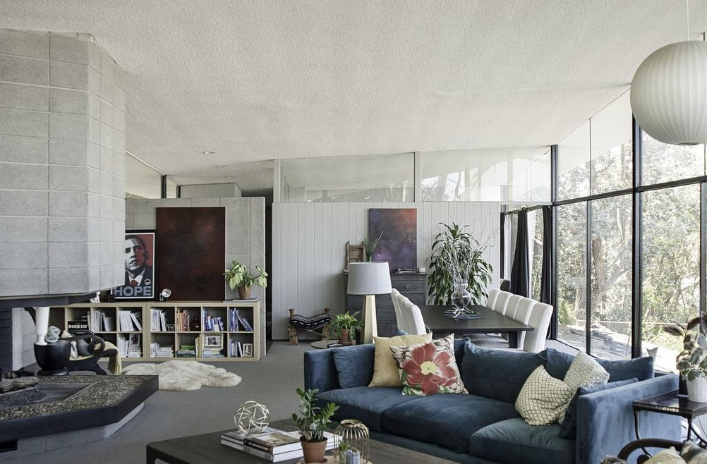 Incredible Ray Kappe Mid-Century Modern - 4245 Don Alanis Pl Los Angeles CA 90008-3.jpeg