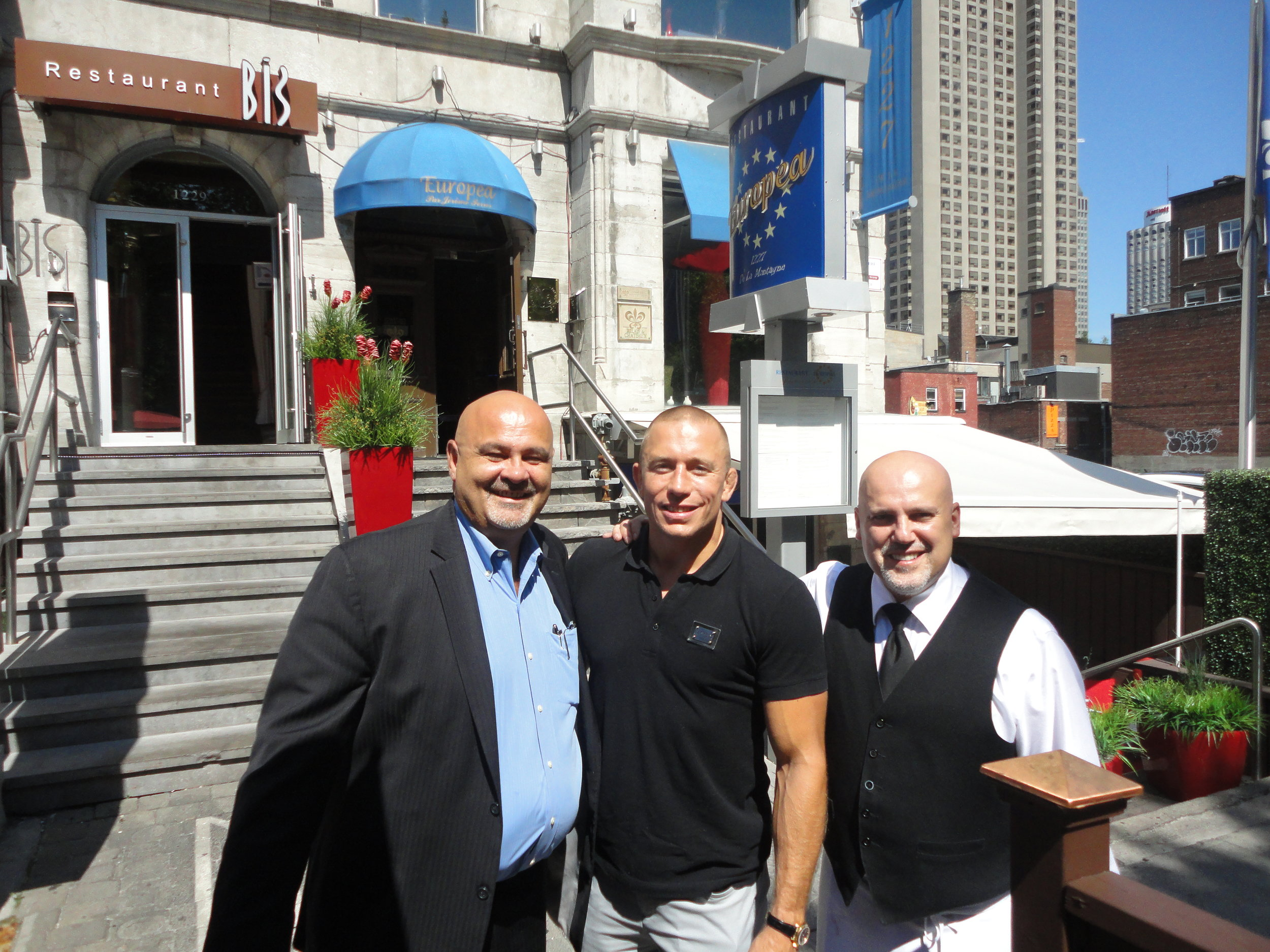 george saint pierre and marcello.JPG