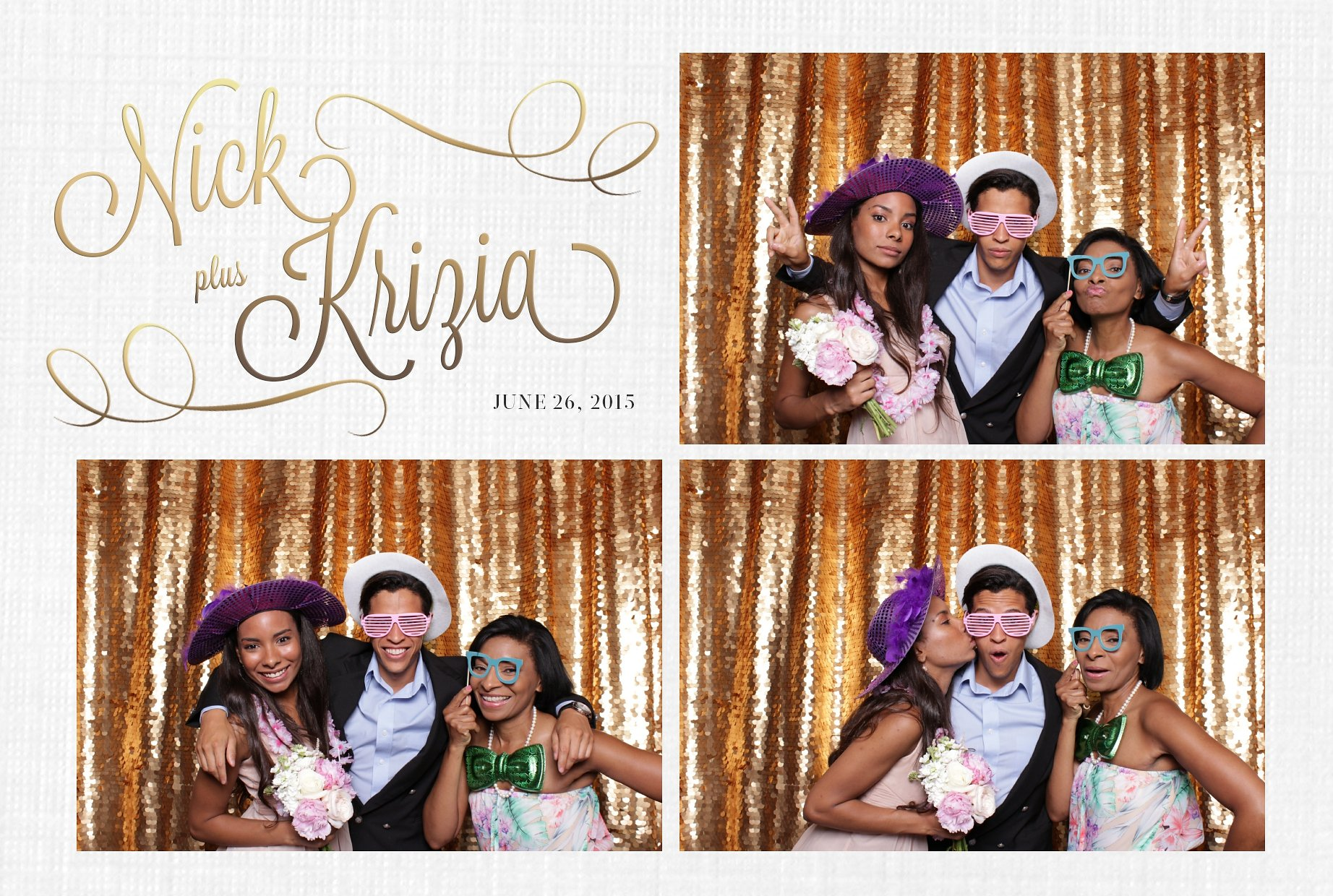okc wedding photobooth