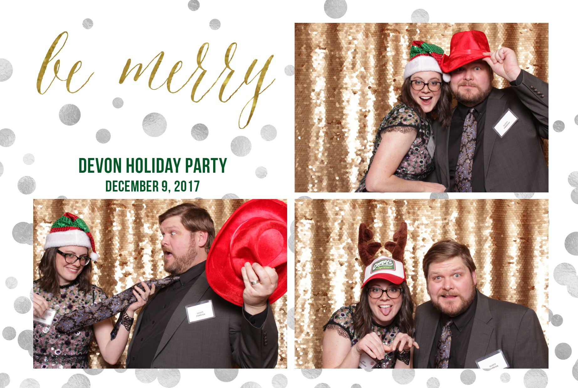 cowboy hall of fame holiday photobooth okc