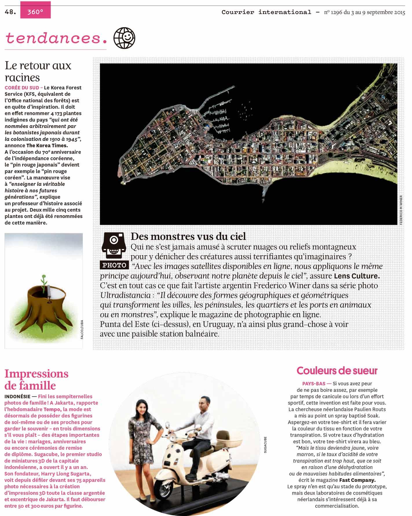 Courrier International - FR