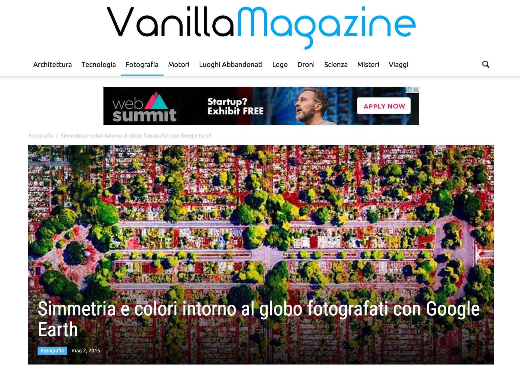 Vanilla Magazine - IT