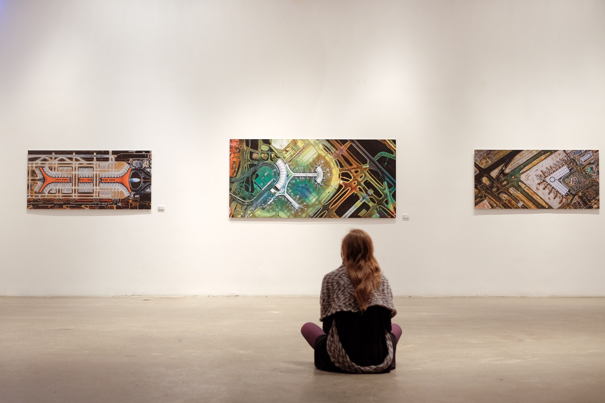 Ultradistancia-Taxonomies Exhibition at Onlyone Gallery Toronto. Installation shot.