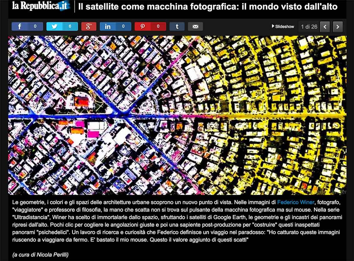La Repubblica.it. June, 2015