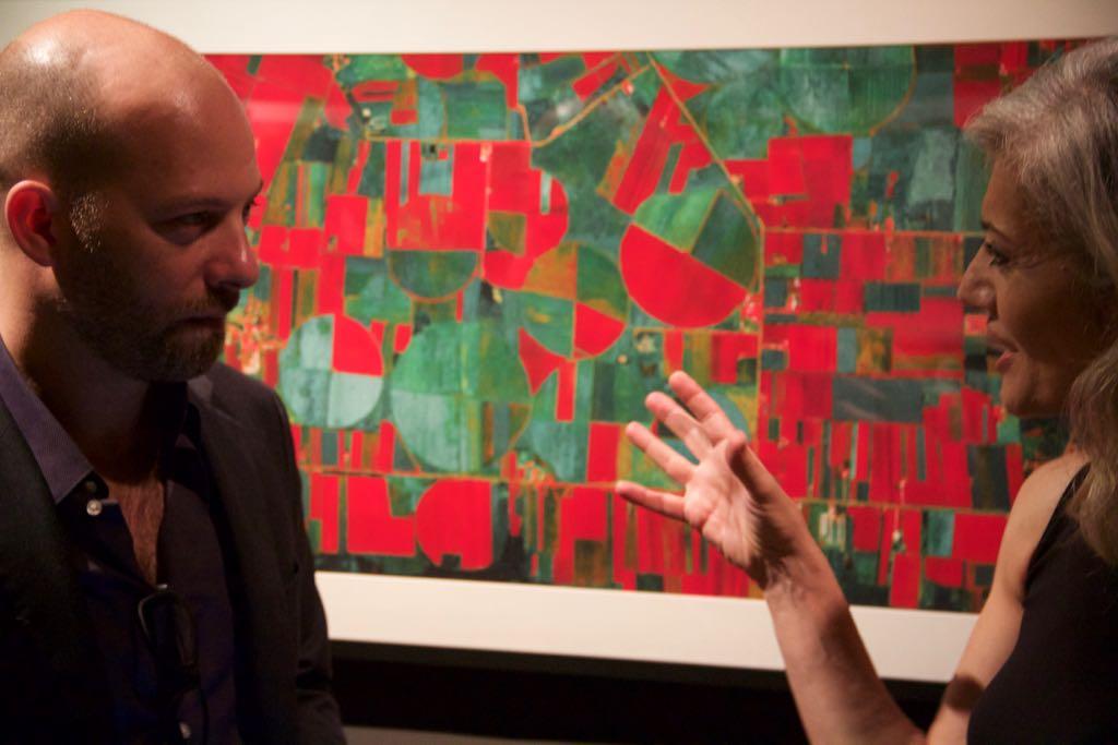 CUBA exhibited in Bangkok's La Lanta Fine Art Gallery ULTRADISTANCIA Exhibition