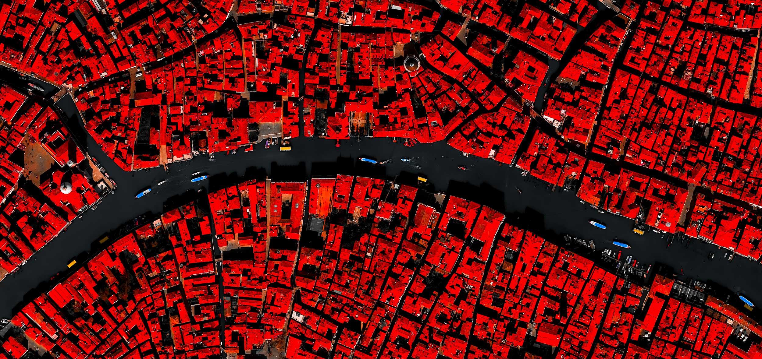 VENICE I  Veneto, Italy.  Featured in Google Earth's Voyager  Cities