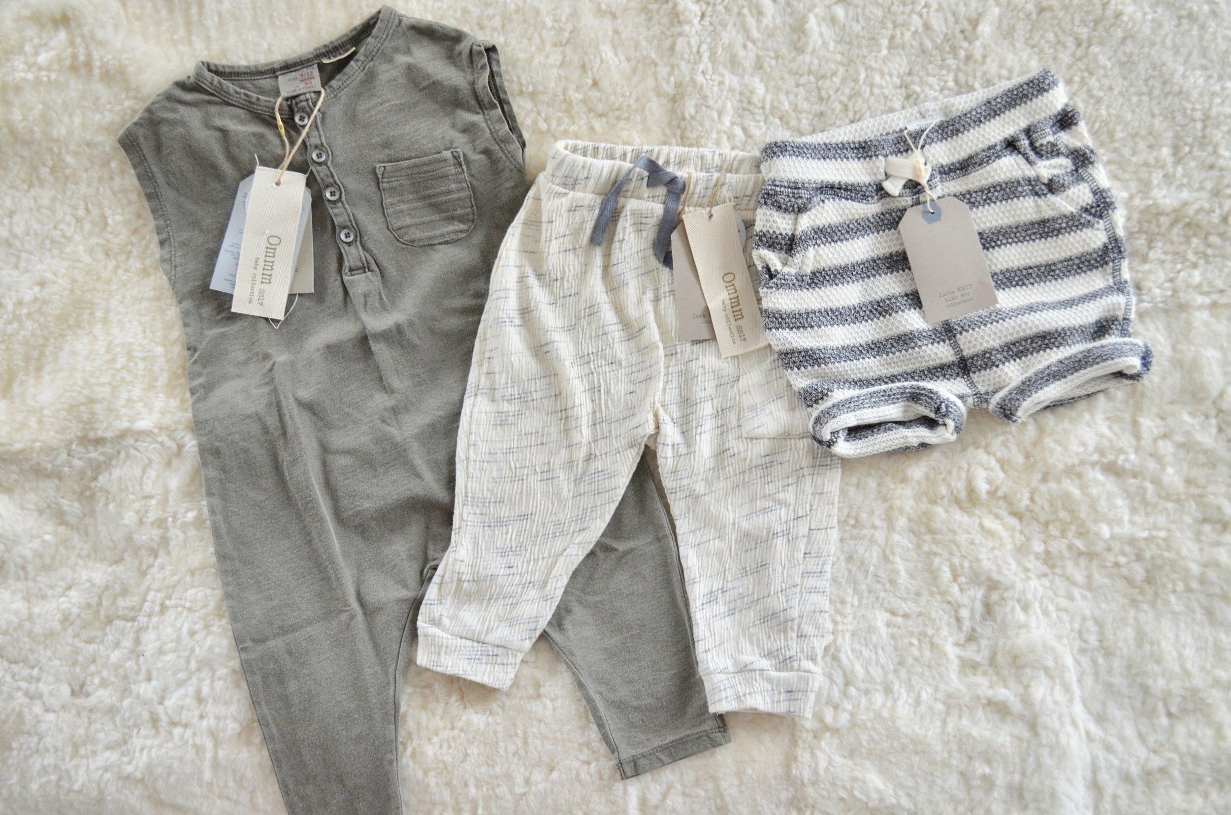 zara baby boy clothes