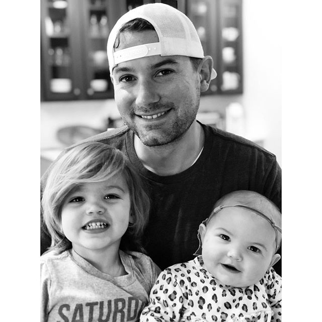 happy father's day to our number one! wouldn't want to do this life with anyone but you my guy ❤️ @philopoll #FWPoll #clementinelenore