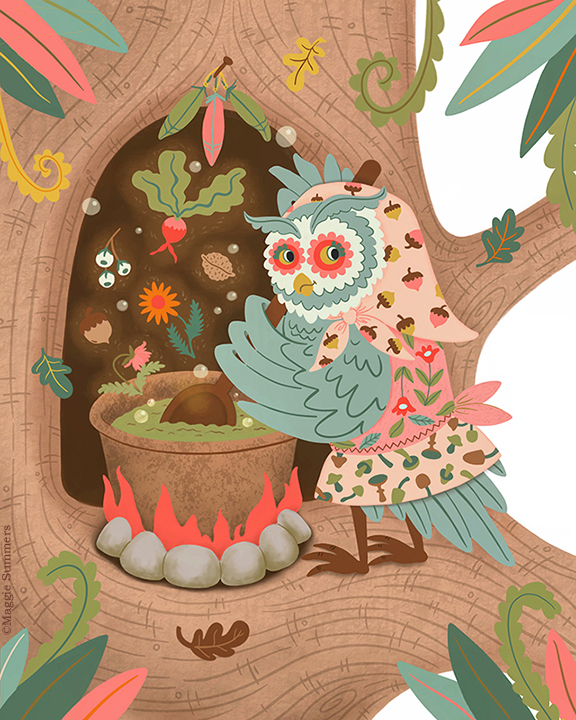 Maggie Summers Magic Owl 1.jpg