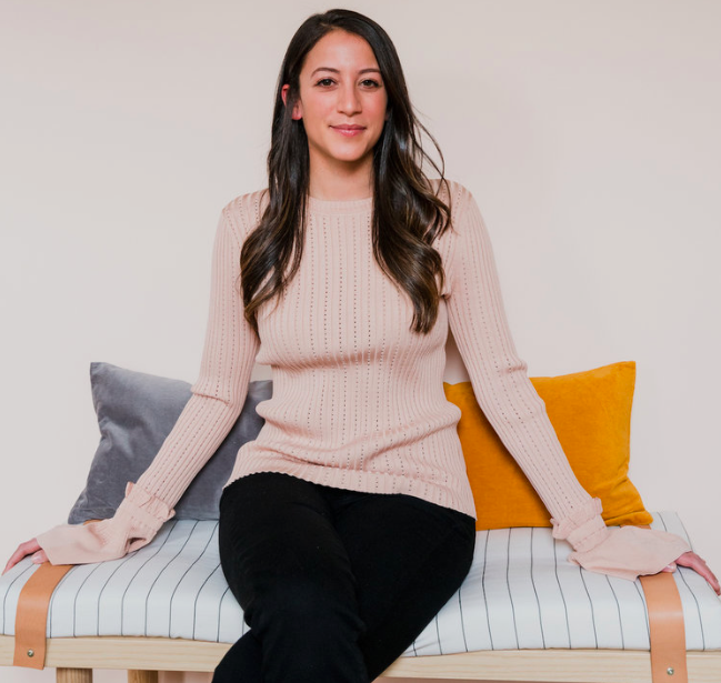Molly Torres, CEO of DATE Interiors