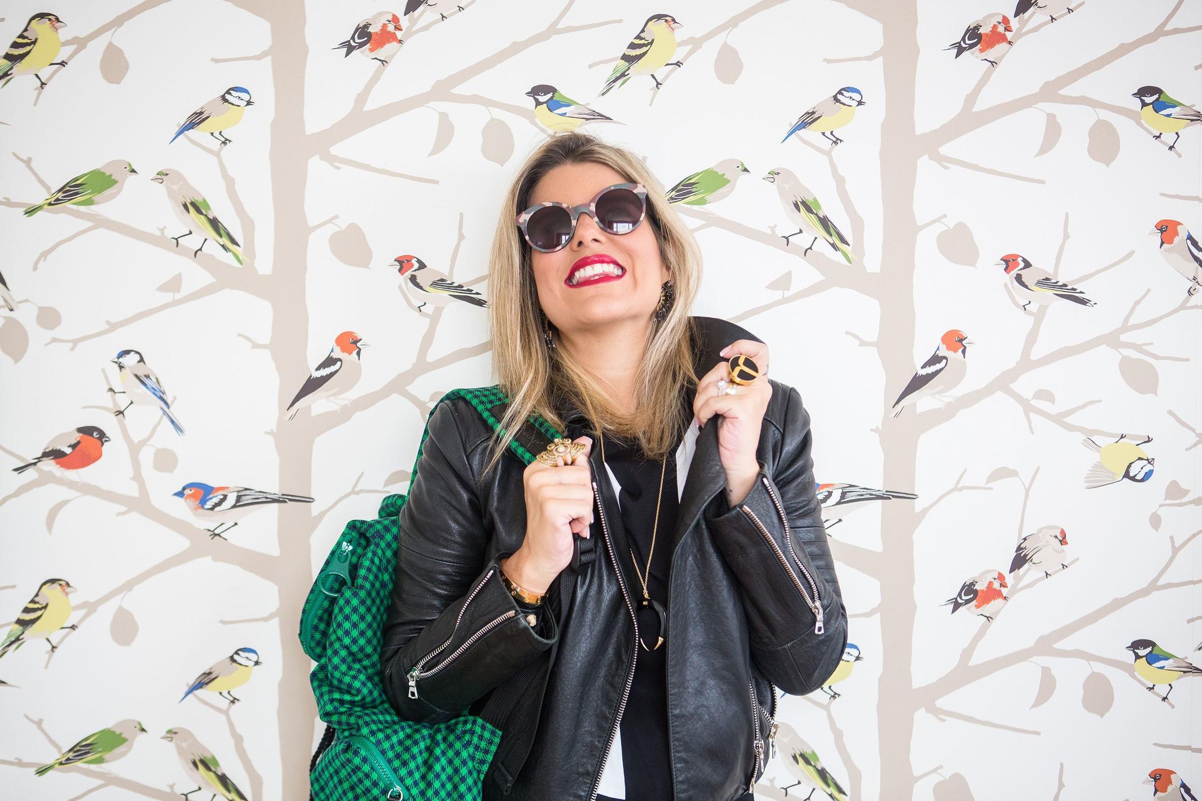 Blogzilla NYC - Leather Jacket