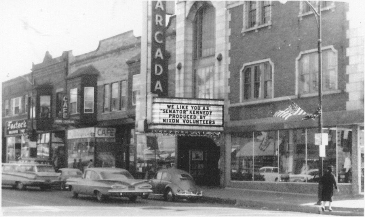 The Arcada Theater
