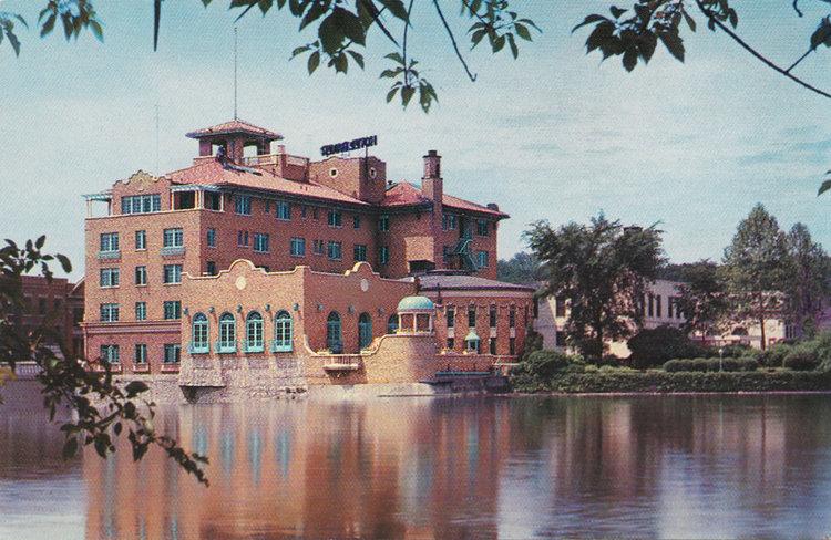 Hotel Baker, c.1928.