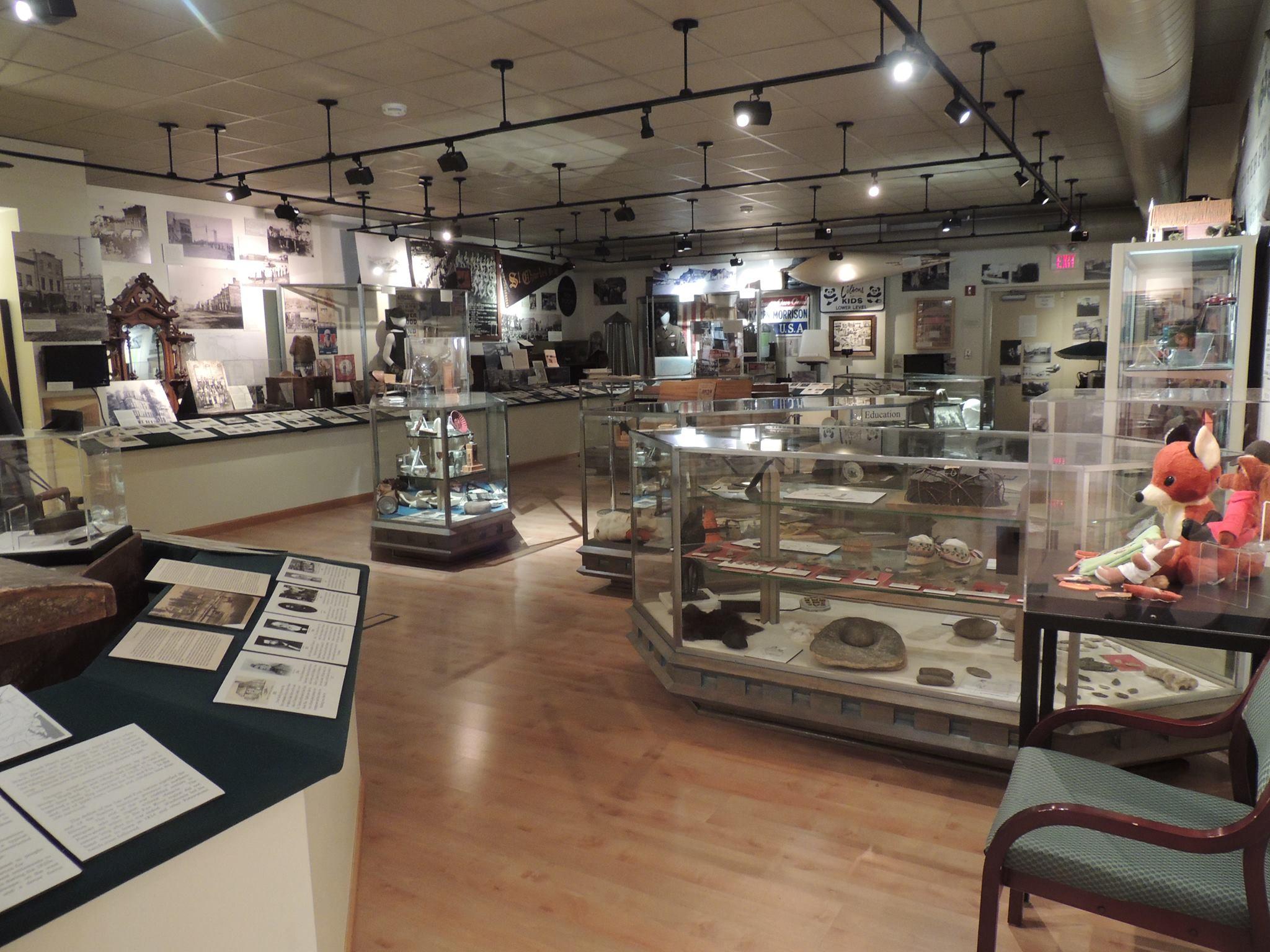 Exhibit Hall 2004